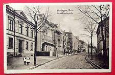 AK HATTINGEN Ruhr 1916 Blick in die Sprockhövelerstrasse   ( 4161