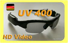 Kamerabrille Sportlich spion kamera Sonnenbrille Farrad spycam Videobrille 32GB
