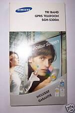 User Manual for Samsung sgh-s300m Dutch