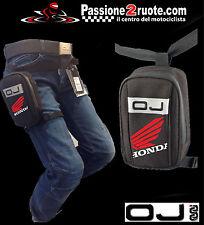 Borsello gamba OJ Mini Track Honda Crossrunner Crosstourer Deauville Dn-01