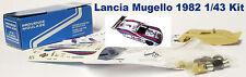 Provence Moulage 1634 Lancia GR6 Mugello 1982 1/43 Kit