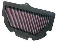 KN AIR FILTER (SU-7506) FOR SUZUKI GSXR750 2006 - 2010
