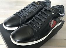 1,000$ Saint Laurent Limited Edition Moroder Sneakers size US 15, Made in Italy