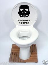 star wars style 1 Toilet Seat Sticker Fun Decal Vinyl Sticker new design