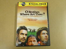 DVD / O BROTHER, WHERE ART THOU?