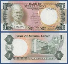 Sierra Leona 1 leona 1984 UNC p.5
