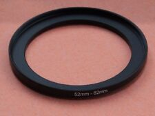52mm-62mm Stepping 52-62 Step-Up Male-Female Filter Ring Adapter 52mm-62mm
