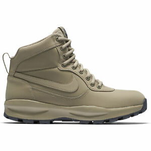Nike Manoadome SAND BEIGE KHAKI TAN 844358-200 Trail Boot Winter Hiking Outdoors
