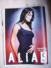 Sexy Poster Alias (2008) Staffel 5 (Jennifer Garner)