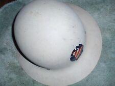 Civil Defense Helmet w/ Headliner Chin Strap Air Raid Militria USA Hats WWII