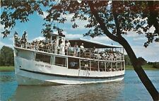 Essex Connecticut~Valley Railroad~Steam Train and Riverboat Silver Star~1970s