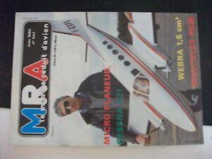 **cc Revue MRA Avion n°547 Micro Planeur HD 01 - Royal MC de Multiplex