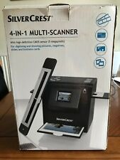 Silver Crest 4-in-1 Multi-Scanner