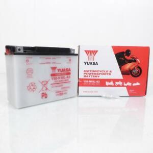 Batteria Yuasa Per Moto Yamaha 1000 XV Virago 1984 Per 1988 Y50-N18L-A3/12V 20