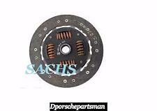 "Porsche 944 Turbo Clutch Disc ""Sport"" Spring Hub W/ Organic Lining SACHS NEW #NS"