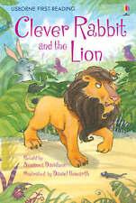 Clever Rabbit and the Lion by Usborne Publishing Ltd (Hardback, 2007)