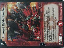 Armored Raider Gandaval, Duel Masters