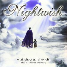NIGHTWISH - WALKING IN THE AIR-THE GREATEST BALLADS VINYL LP NEW Sealed Rare
