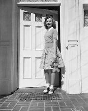 8x10 Print Diana Lynn 1943 by Bud Fraker #DL747