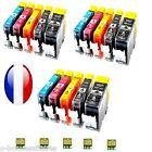 Cartouches d'encre non OEM Canon Pixma PGI525/CLI526 PGI520/CLI521 PGI550/CLI551
