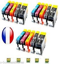 Cartridges Ink Not OEM Canon Pixma PGI525/CLI526 PGI520/CLI521 PGI550/CLI551