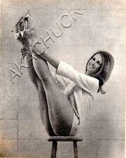 Check out These Legs Pinup Girl HENDRICKSON PHOTO Original Artist Studio D921
