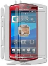 Skinomi Clear Full Body Skin Protector Film Cover for Sony Ericsson Xperia Neo V