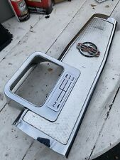 1963 Chevrolet Impala SS Center Console manual Shifter Plate