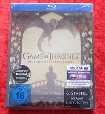 Game of Thrones Die komplette fünfte Staffel, Blu-Ray Season 5, Neu