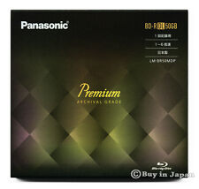 Panasonic Premium Bluray Disc BD-R DL 50GB 6X Speed - 50 Years Archival Grade