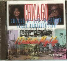 CHICAGO - CHURCH OF GOD IN CHRIST FIRST JURISDICTION - I DEDICATE MY LIFE - CD