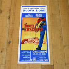 LA FRUSTA DELL'AMAZZONE locandina poster Bullwhip Jones Madison Fleming AC37