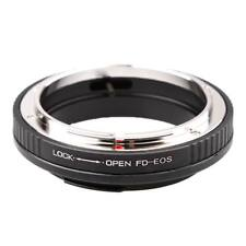 FD-EOS Ring Adapter Lens Adapter FD Lens to EF for Canon EOS Mount Cameras