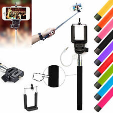 Universal Monopod Selfie Stick Pole for iPhone iPod Samsung Nokia Sony