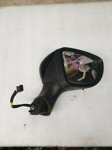 RENAULT CLIO RIGHT DOOR MIRROR RS X98 ,09/13-12/18, M5M,1.6L PETROL, 963012959R