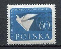 35670) Poland 1959 MNH World Peace Movement, 1v