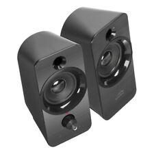 SPEEDLINK Daroc USB-powered Stereo Speaker 3.5mm Stereo Jack Audio Black