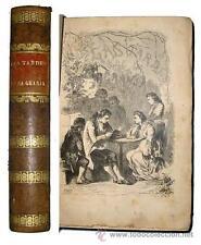 1863 - LAS TARDES DE LA GRANJA - Cuentos Para Niños - Laminas