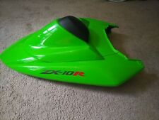 04 05 Kawasaki ZX10R Tail fairings and rear seat cowl