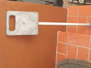 GOPO Stocksitz  Handstock  umbau zum  Einbeinsitz