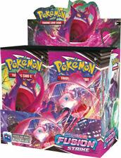 Pokemon Strike Booster Box - 36 Fusion Packs-Totalmente Nuevo-Preventa envío rápido!