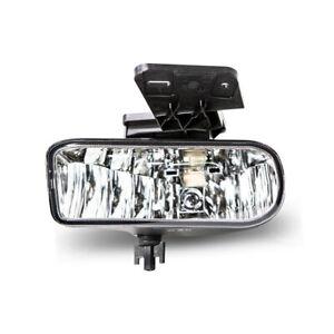 Fits 99-02 GMC Sierra 1500 2500 3500 Driver Left Side Fog Light Lamp Assembly LH