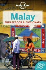Lonely Planet Malay Phrasebook & Dictionary (Paperback or Softback)