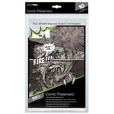 "Ultra PRO Resealable Comic Book Preserver Bags Protectors Sleeves 7 x 10"" 10ct"
