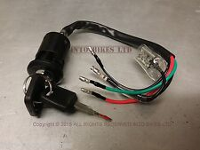 For Honda CG125 CG 125 Ignition Switch 1984 - 1994 4 Wires FITS MT50 H100A H100S