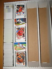 2013 Topps  Series 1 ,2 & Update 694 card Lot