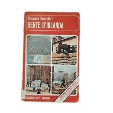 Rossana Guarnieri - GENTE D' IRLANDA - Premio Monza 1973 - MURSIA 1979