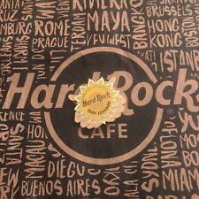 Hard Rock Cafe HRC CLIFF JOHNSON Remembrance Lapel Pin