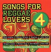 Songs For Reggae Lovers Vol. 4 [CD]