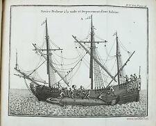1801 la chasse à la baleine et à la pêche dans les mers du Nord.